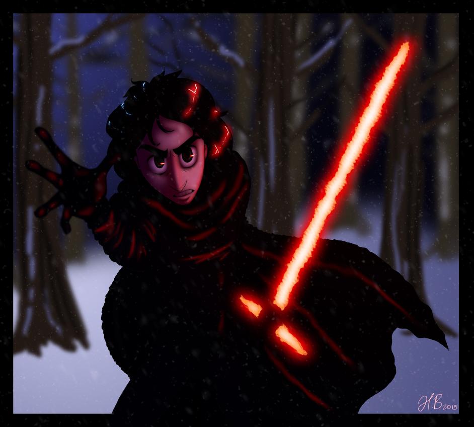 SW: No More Light by MoodyBeatleGirl