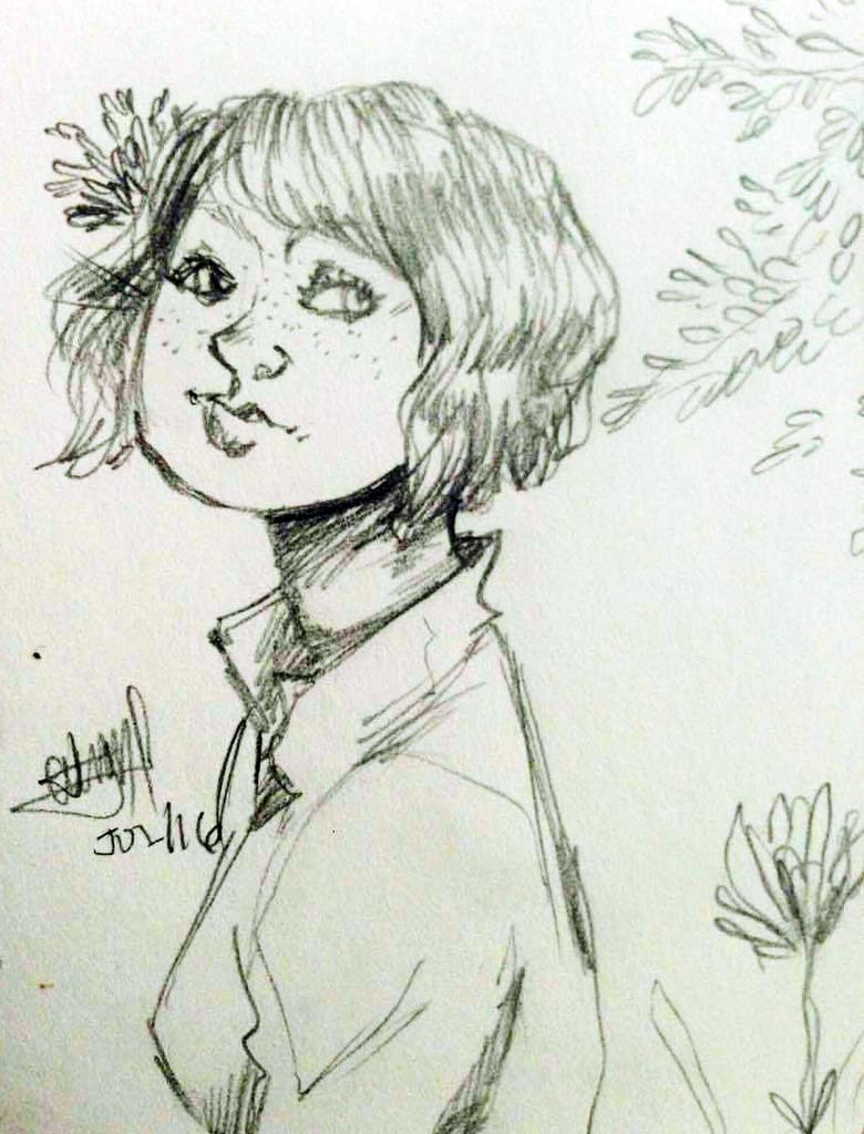 Flowers by Cuavia2