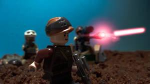 Lego Rebels Attack