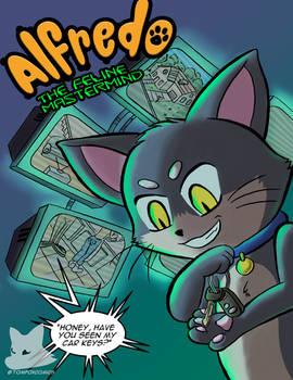 Alfredo, The Feline Mastermind
