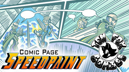 Aerodynamic page 17 Speedpaint