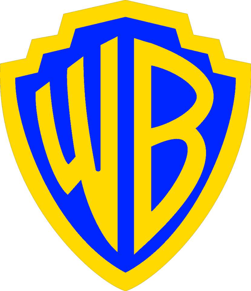 warner bros logo with color by superratchetlimited on