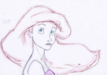 Ariel2 by Rosanna