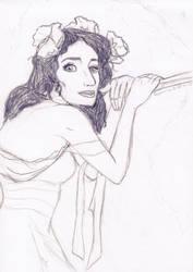 Nancy of Andalasia by Rosanna