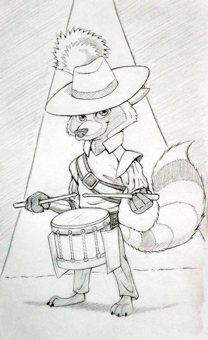 Cavalier - by Sendraxmon by DrummerMax64