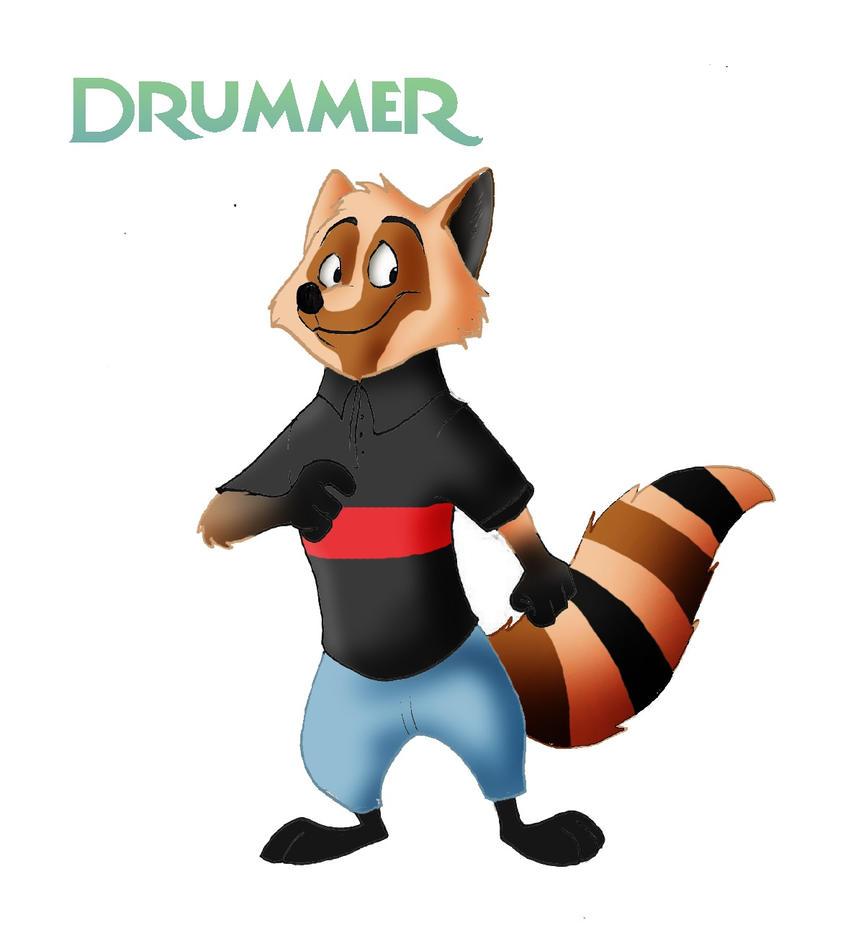 Drummer - by FairytalesArtist by DrummerMax64