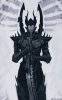 Dark Eldar Incubi by Beckjann