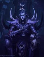 Dark Eldar: Asdrubael Vect by Beckjann
