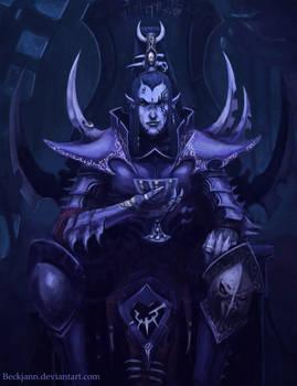 Dark Eldar: Asdrubael Vect