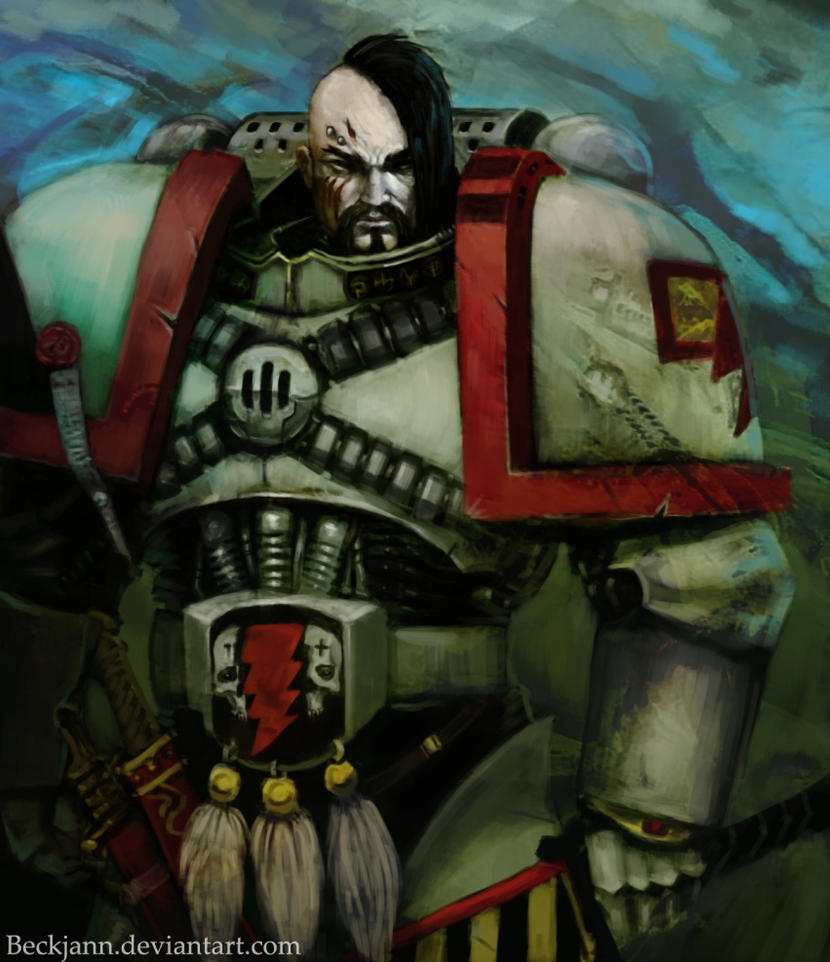 [W40K] Collection d'images : Space Marines White_scars__captain_bataar_by_beckjann-d41uvkv