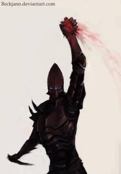 Dark Eldar: Bloodied Claw