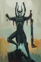 Dark Eldar: Consecration WIP