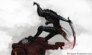 Dark Eldar: Lithe and Quick