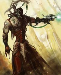 Dark Eldar: Wrack by Beckjann
