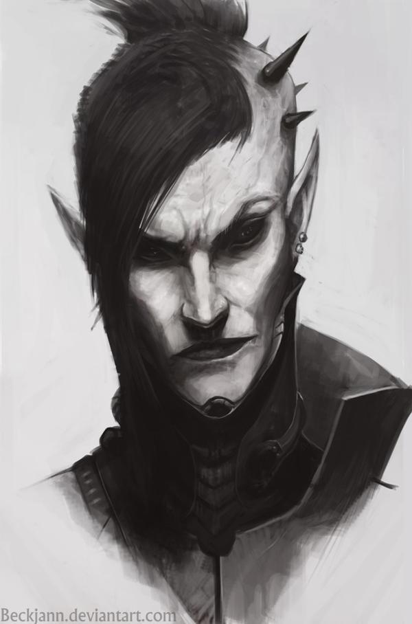 Dark Eldar: Wych 3