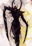 Dark Eldar: Incubi - Slaanesh Hunter