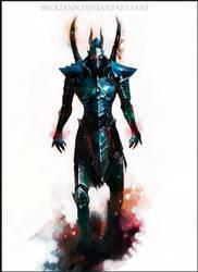 Dark Eldar: Path of the Incubus by Beckjann