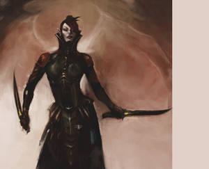 Dark Eldar: Lhamaean