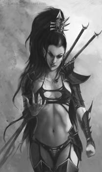 Dark Eldar: Lelith Hesperax 2