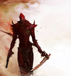 Dark Eldar: Mark of Nurgle by Beckjann
