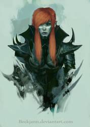 Dark Eldar: Archoness Vael