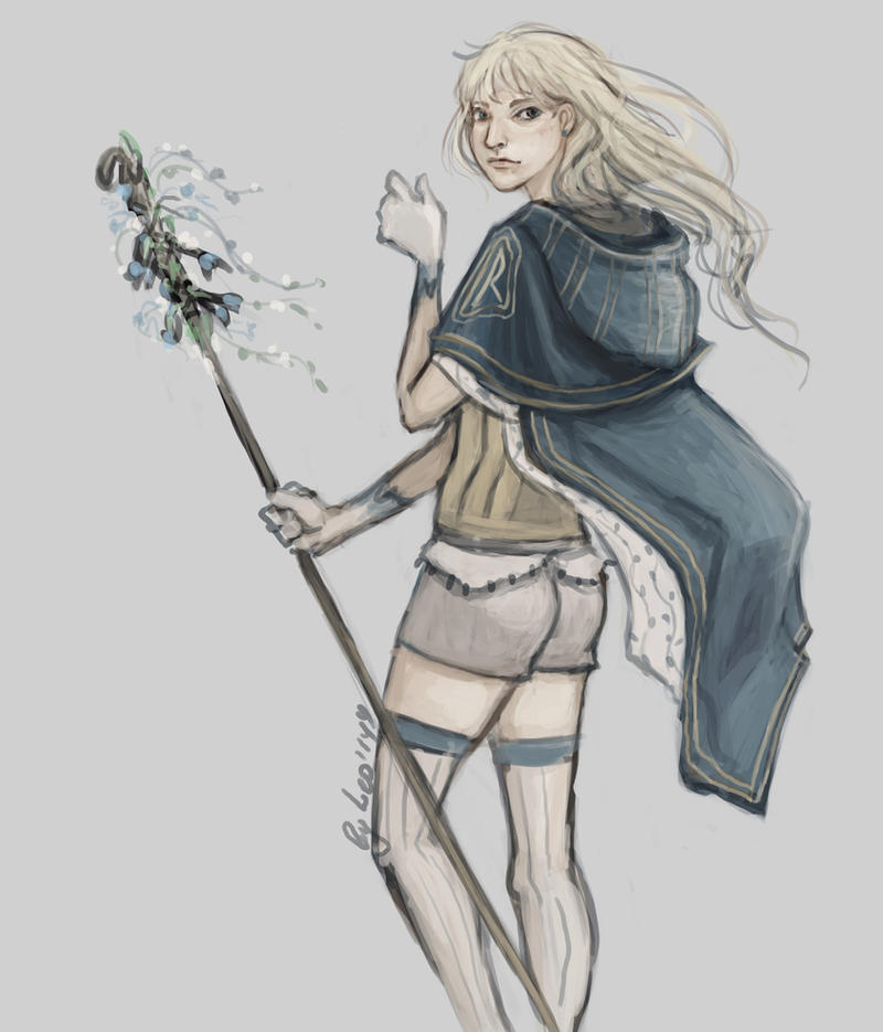 wizards LL by Leontopodium