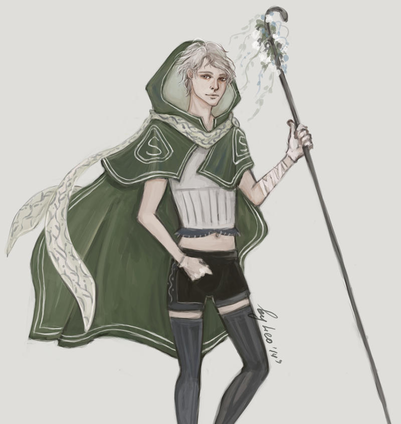 wizards DM by Leontopodium