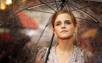 Emma Watson wall 2