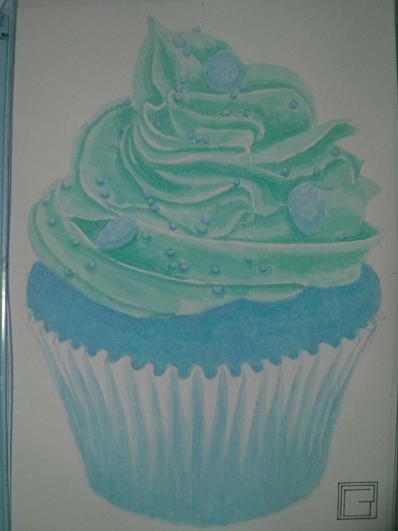 Cupcake by Ynavoig