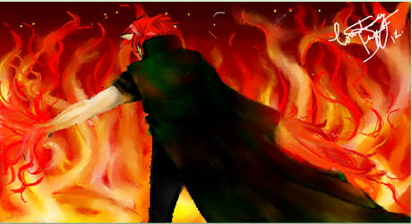 Let's Burn The World