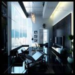 conceptual living room