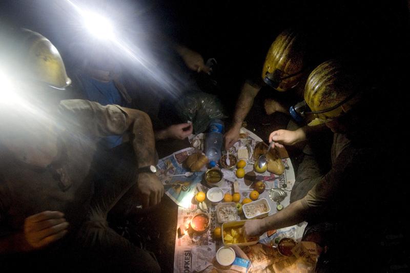 Maden'de yemek saati by tahirozgur