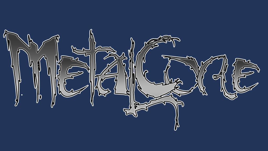 Metalcore Logo By MrCoolJoeCool