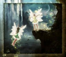 First Flight Fantasy by brandrificus