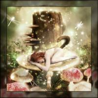 Kitty Kat faerie by brandrificus