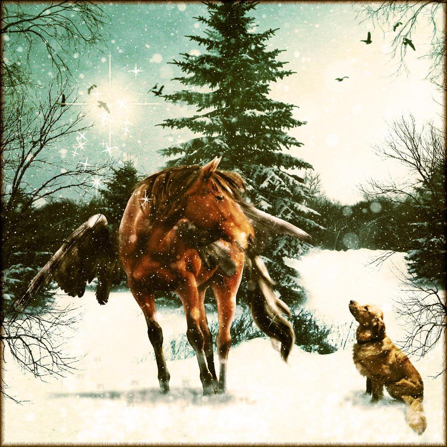A Winter's Tale by brandrificus