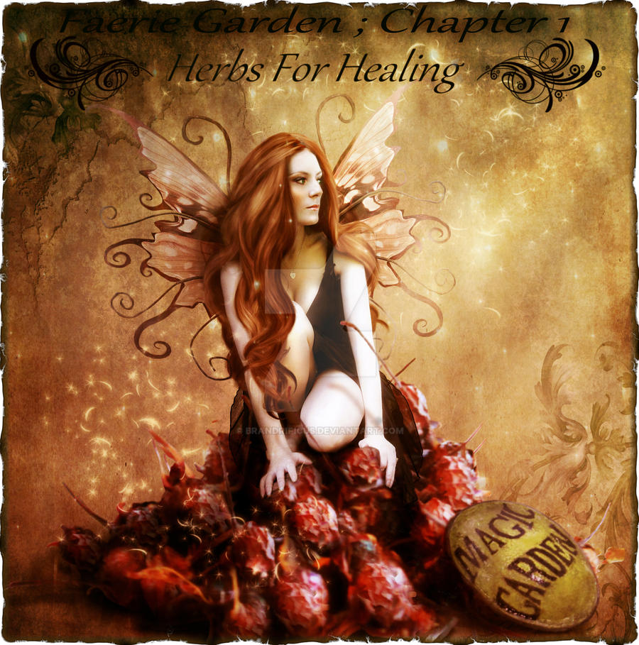 Faerie Herbs For Healing BOS