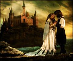 Elven Love Story by brandrificus