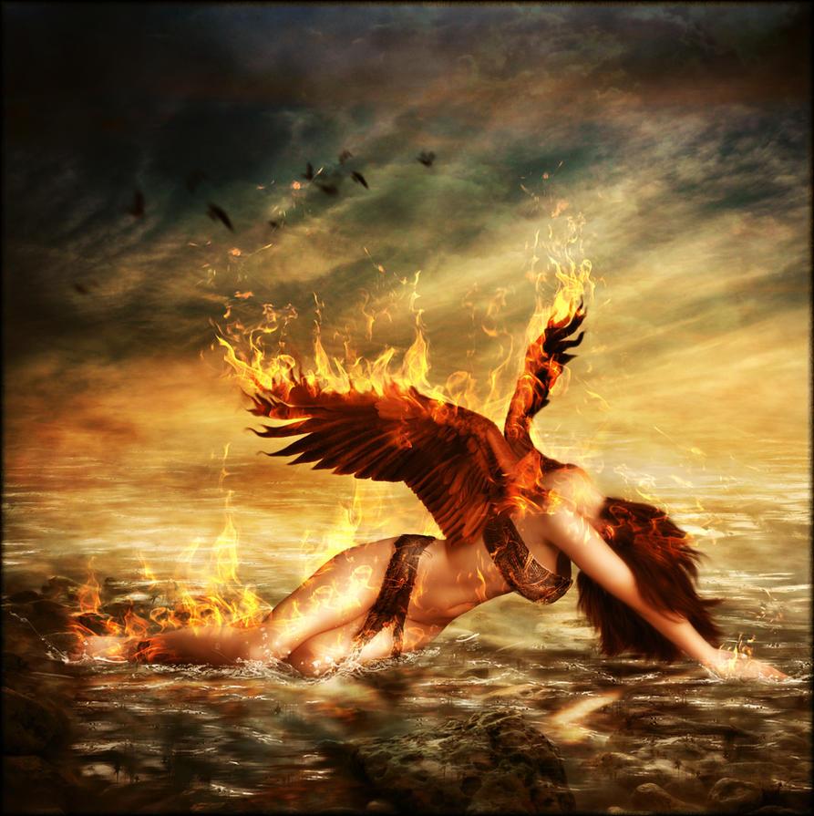 Phoenix by brandrificus
