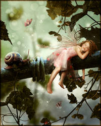 Sweet Summer's Slumber by brandrificus