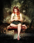 Mushroom Fairy Magic