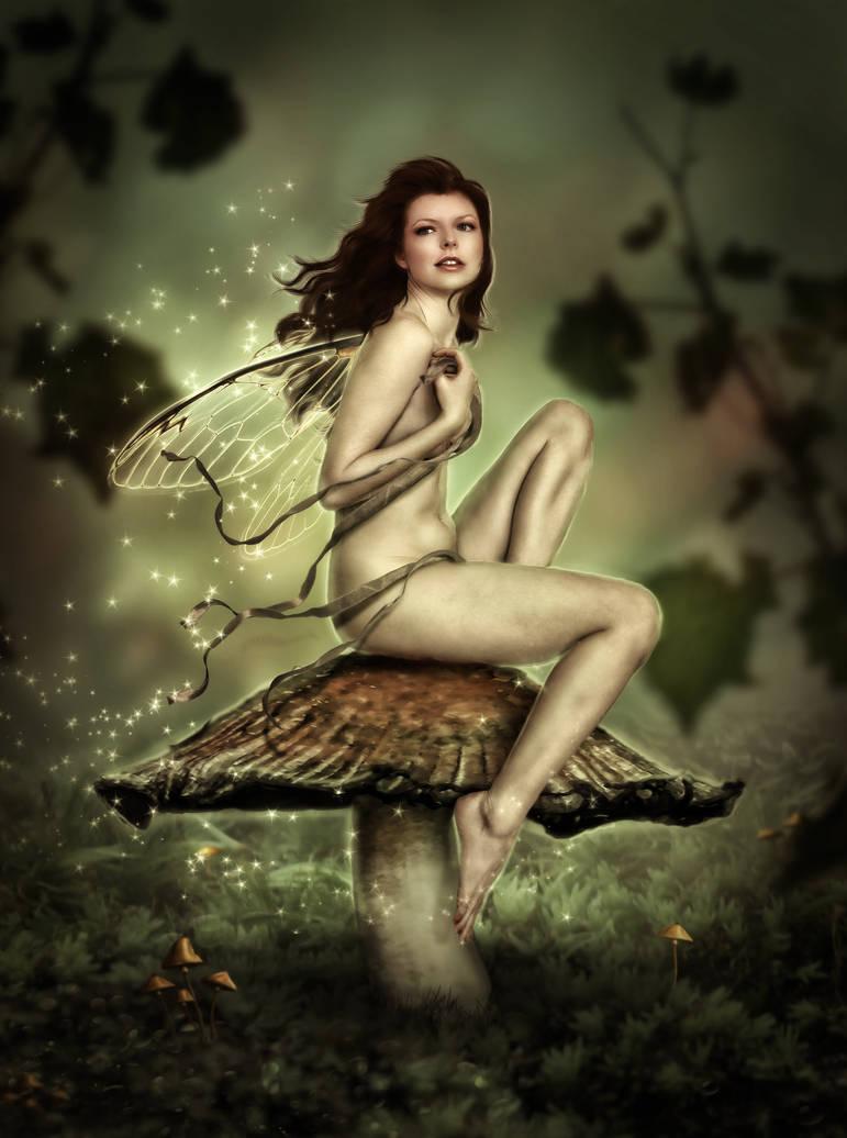 Mushroom Fairy 2