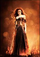 Fire Element by brandrificus