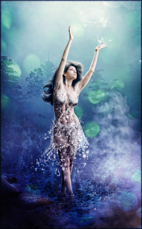 Water Element by brandrificus