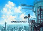 Skyrocket promo by duckieroll