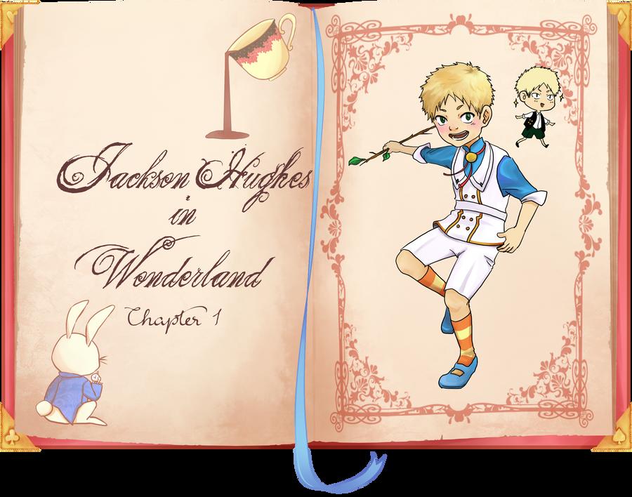 Project Wonderland: Jack Hughes by soupkun