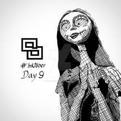 Inktober Day 09