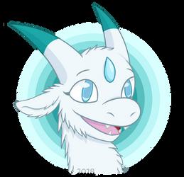 Happy Fluff by TwistDragon