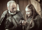 Davos and Shireen - 5x09