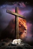 LAMB OF GOD - Christian religious posters by davidsorensen